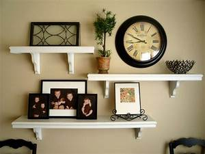 25 best ideas about floating shelf decor on pinterest With kitchen cabinets lowes with decorative wall art for living room
