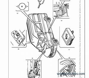 Iveco Daily  Repair Manuals Download  Wiring Diagram