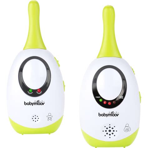 poussette siege auto bebe babyphone simply care de babymoov sur allobébé