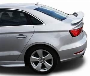 Coffre De Toit Audi A3 : becquet de coffre audi a3 8v berline 2013 evo rd line ~ Nature-et-papiers.com Idées de Décoration