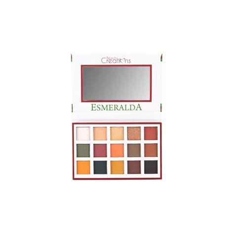 beauty creations esmeralda eyeshadow palette beauty pod