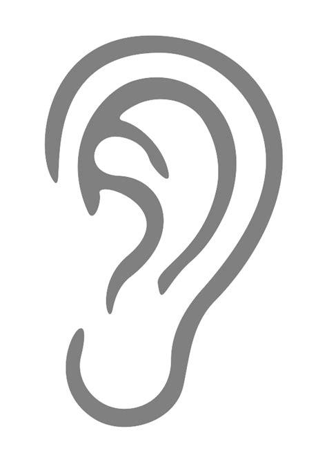 Ear Clip Ear Clipart Cliparts