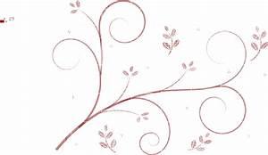 Decorative Floral Vine Clip Art at Clker.com - vector clip ...