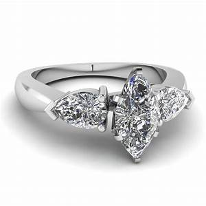best and affordable marquise cut engagement rings With marquee wedding ring