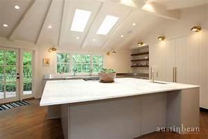Extra Large Kitchen Island Contemporary Kitchen