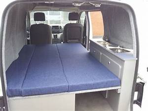 Nissan Nv200 Aménagé : nissan nv200 minicamper motorhome campers caravan ~ Nature-et-papiers.com Idées de Décoration