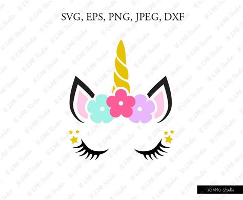 While we highly recommend backing up your purchases, if your hard drive. Unicorn SVG Unicorn head Svg Unicorn Clip Art Unicorn Face