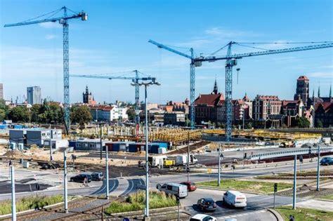 forum gdańsk gotowe dopiero za rok a już ogromne forum gdańsk budowa multi poland targ