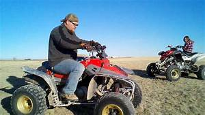 96 Yamaha Warrior 350 Lil Jump In 2 Wheels
