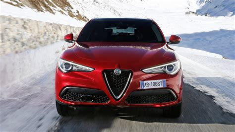 alfa romeo stelvio  prototype review  car magazine