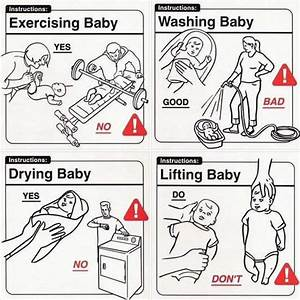 Proper Baby Care   Funny