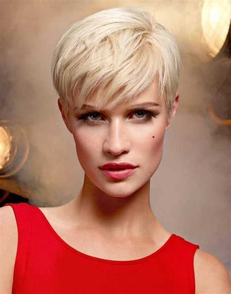 pixie cut for long face for facial types in 2019 short