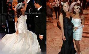 bridal reflections real bride snooki gatsby wedding With snooki wedding dress
