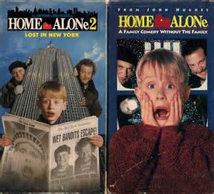 Home Alone 2 VHS