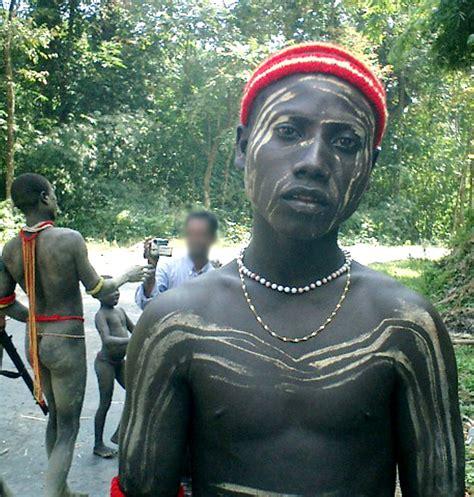 india andamans jarawa tribe women face sexual
