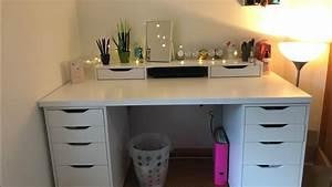 Kratzbaum Selbst Zusammenstellen : ikea schminktisch mit viel raum selbst zusammenstellen youtube ~ Orissabook.com Haus und Dekorationen