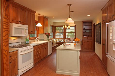 Ranch Rambler Kitchen Remodel   Traditional   Kitchen