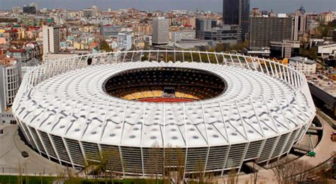 Champions League: estadio Olímpico de Kiev albergará la ...