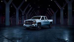 2017 Chevrolet Silverado Redline Edition Wallpaper HD