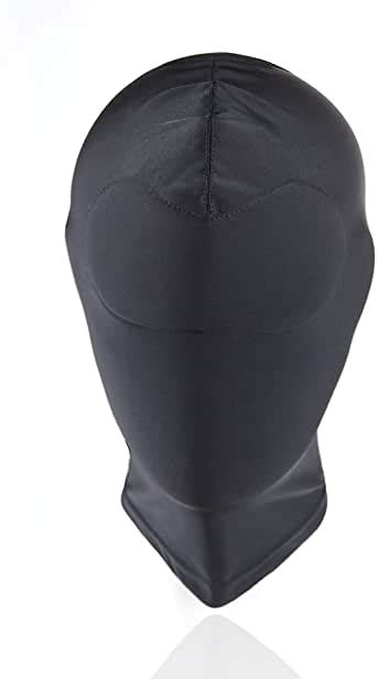Amazon.com: HOT TIME Black Breathable Face Cover Spandex