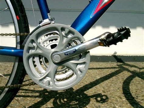 fahrrad kurbel austauschen anleitung ausbauen shimano
