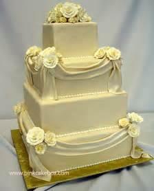 wedding cakes dc wedding in washington dc 3 tier square wedding cake the wedding specialists