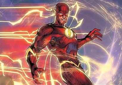 Flash Dc Superhero Comics Barry Allen Wallpapers