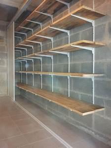 Rangement Plafond Garage : r alisez un rangement simple dans votre garage reussir ses travaux ~ Melissatoandfro.com Idées de Décoration
