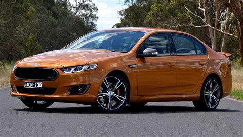 ford falcon xr8 fg x 2015 review carsguide