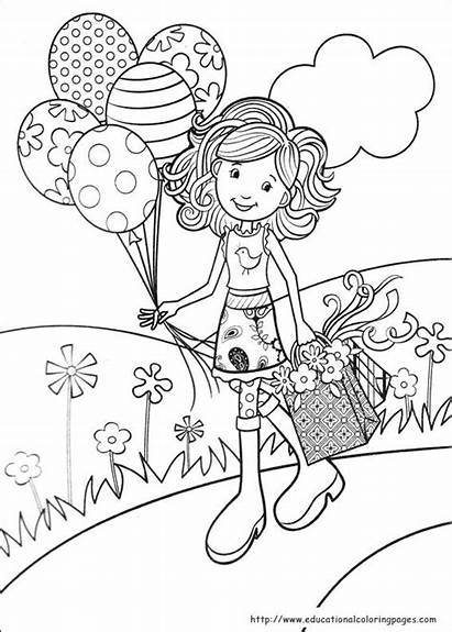Groovy Coloring Pages Printable