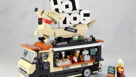 lego ideas 2018 lego ideas truck the locker