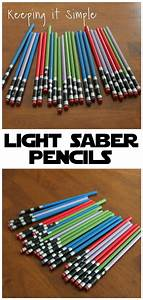 Star Wars Diy : keeping it simple star wars light saber pencils ~ Orissabook.com Haus und Dekorationen