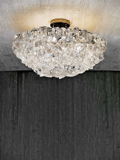 cl sterling rock ceiling fixture