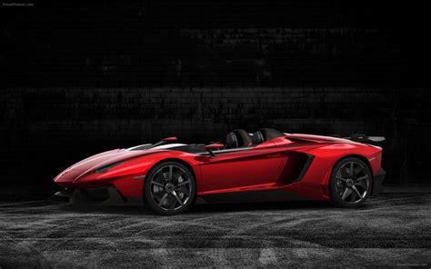Lamborghini Aventador Picture by Lamborghini Aventador J 2012 Widescreen Car Picture