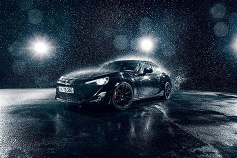 Free Car Wallpapers Automobiles Toyota by Wallpapers Toyota Gt86 Sport Black Spray Drops Auto