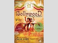 Jai Ho! Bollywood Dance Party w Prashant 3rd Saturday's