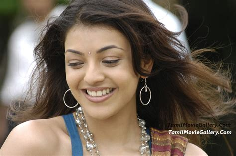 I See You Kajal Agarwal Cute Photos Stills In Maaveeran