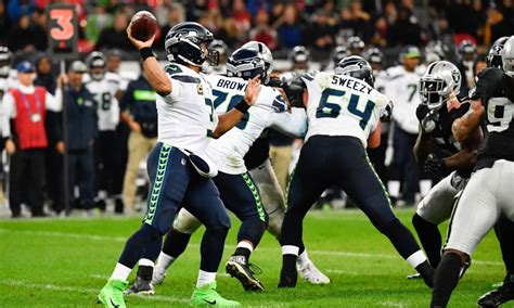 seahawks offensive  improved   pass blocking unit