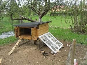 Maison À Construire Pas Cher : le poulailler avec son annexe le blog du colporteur ~ Farleysfitness.com Idées de Décoration