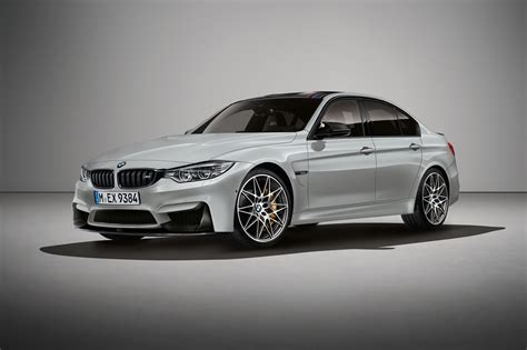 Bmw M3 Hits 30, Celebrates With 444bhp M3 30 Jahre Edition