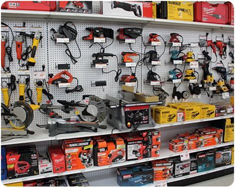 large selection  power tools  featuring craftsman