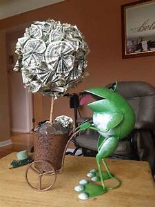 Money Tree | Creative money gifts, Crafts, Craft gifts