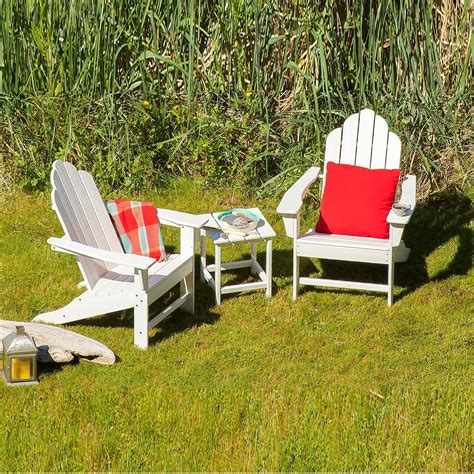 Many Styles Adirondack Chairs Polywood — The Wooden Houses