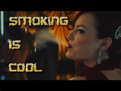 smoking is cool movie supercut youtube