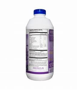 Liquid Multivitamin For Kids