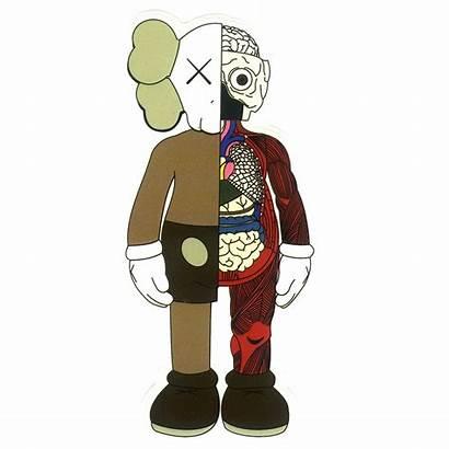 Kaws Sticker Doll Decal Jdm Japan Decalstar