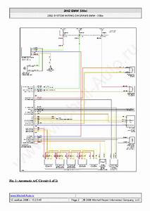 Bmw 330xi 2002 Wiring Diagrams Sch Service Manual Download  Schematics  Eeprom  Repair Info For