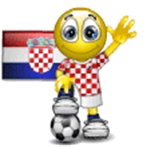 # soccer # high five # euro 2016 # euro2016 # rakitic. Croatia Emoticons for WhatsApp, QQ, Skype & Facebook