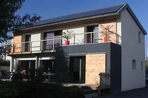 Maison Bioclimatique Passive : maison bioclimatique passive maison bois bioclimatique passive images maison passive haute ~ Melissatoandfro.com Idées de Décoration
