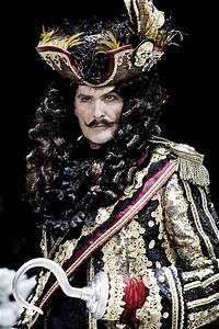 David Hasselhoff as Captain Hook | Captain hook ...